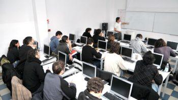 aula restagno studenti educational
