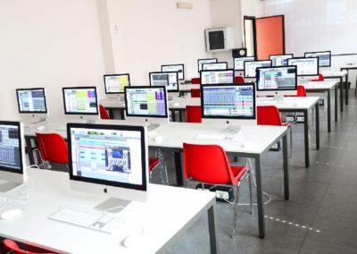 aule equipaggiate per corsi di formazione