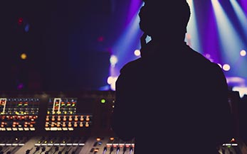 corso tecnico audio-luci per palco live