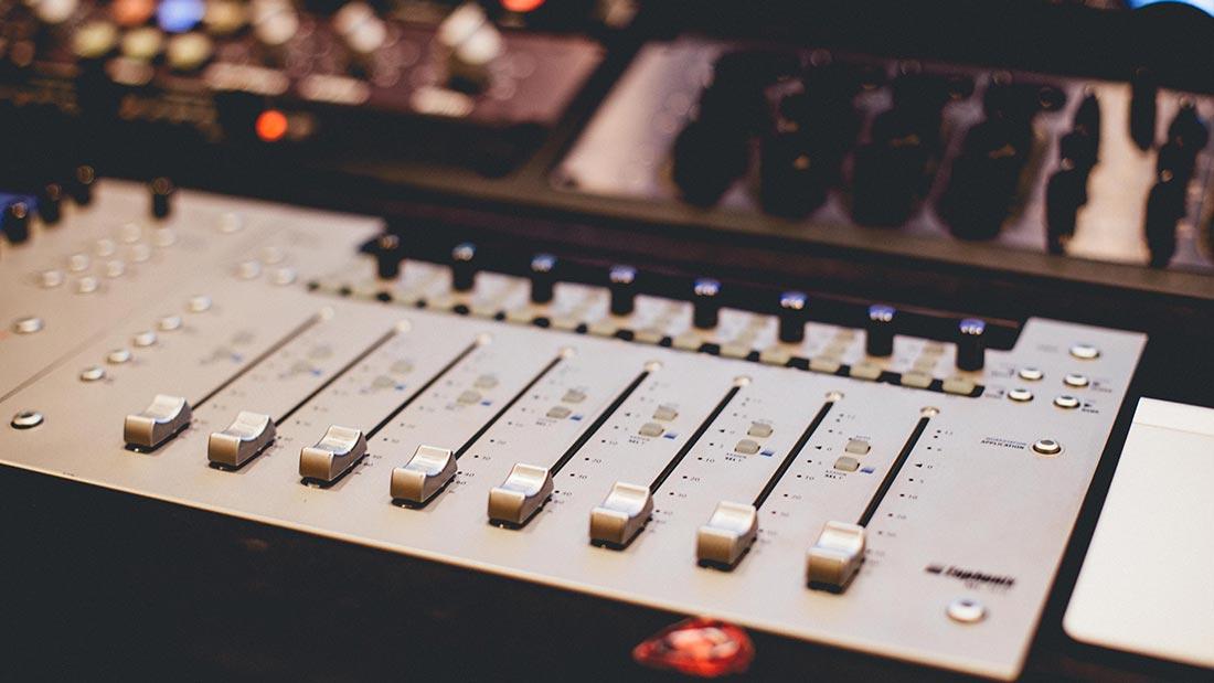 corso tecnico del suono e scuola per diventare esperto d'audio