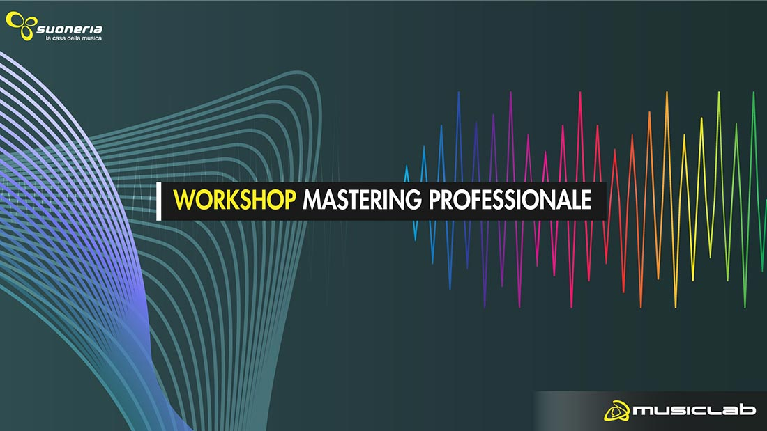 evento sul mastering professionale workshop