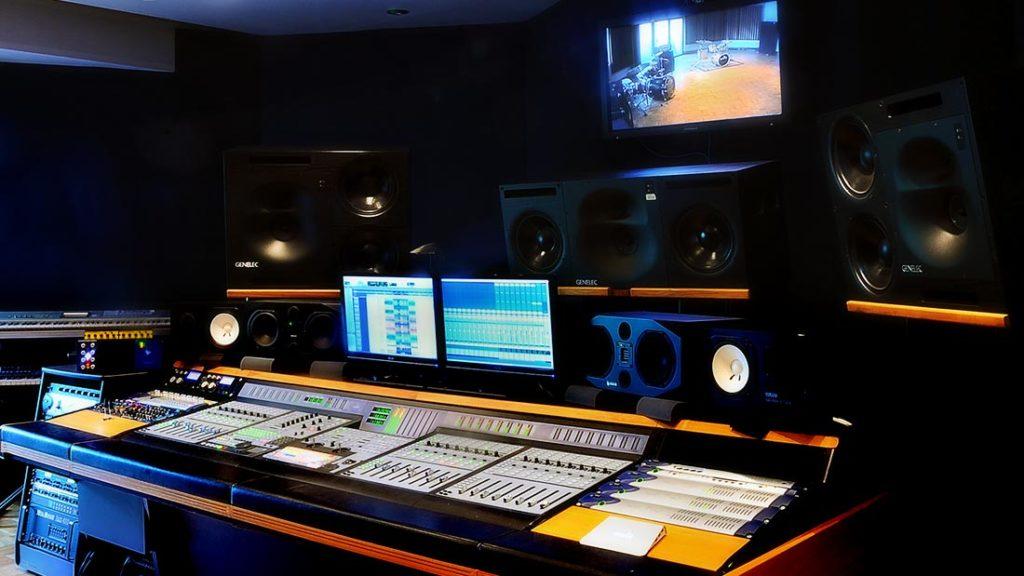 recording studio torino registrazione mix e mastering