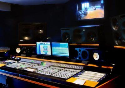 recording studio torino
