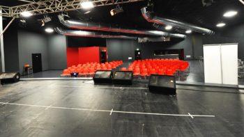 sala combo per seminari e spettacoli