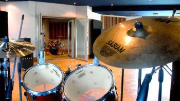 sala incisione per registrazione demo e brani musicali