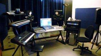 sala software di produzione musica e arrangiamenti