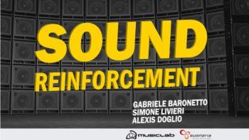 seminario sound reinforcement torino