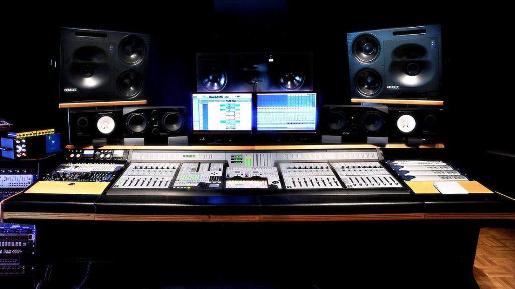 studio di registrazione e sala regia a settimo torinese - musiclab