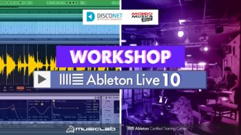 workshop ableton live 10 mondomusicabistrot