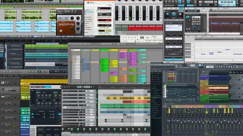 daw digital audio workstation per dj producer hanno cambiato il modo di fare musica