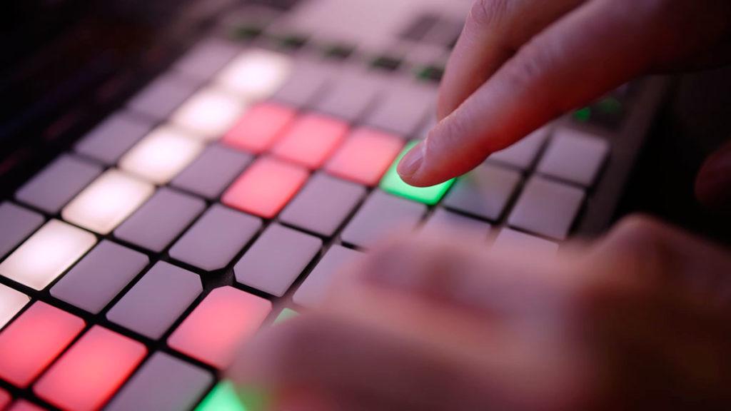 corso ableton live il programma DAW ideale per produrre musica dal vivo